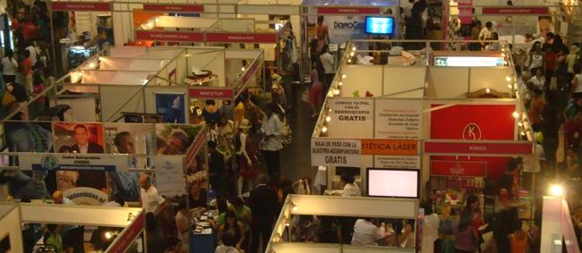 Kinsa en Expo Mujer 2010